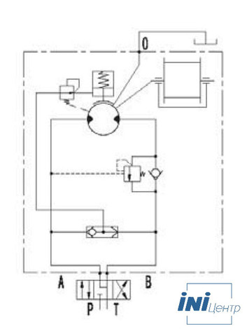 Стандартная лебедка IYJ6-150-198-30-ZP