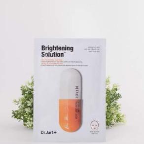 Dr.Jart+ Dermask Micro Jet Brightening Solution осветляющая маска для лица