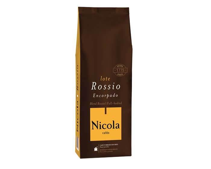 Кофе в зернах Nicola Rossio, 1 кг