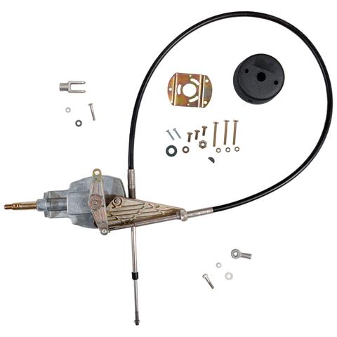 Привод рулевой «Jet» для водометных двигателей, 270°