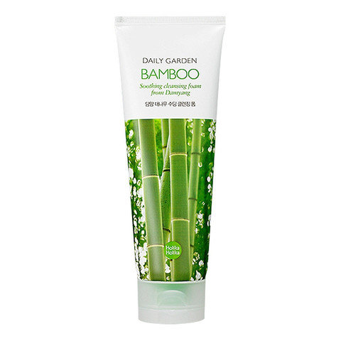 Holika Holika Cleansing Foam, Bamboo