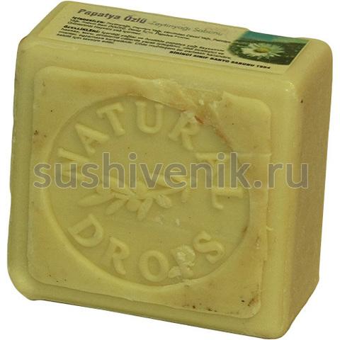 Натуральное мыло с маслом ромашки