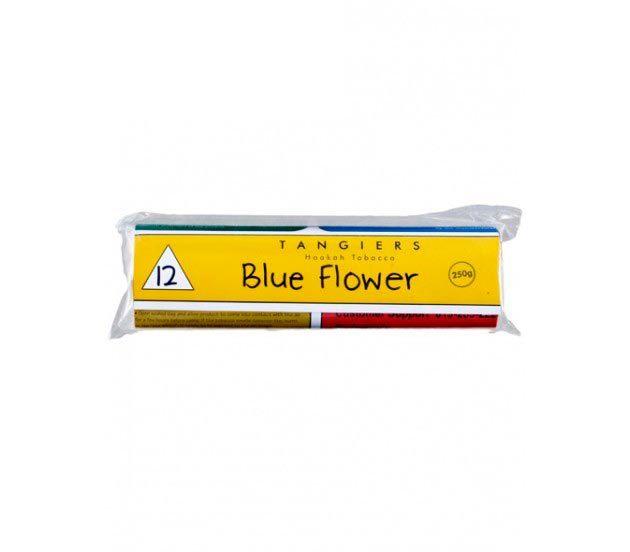 Табак для кальяна Tangiers Noir (желт) 12 Blue flower 250 гр.