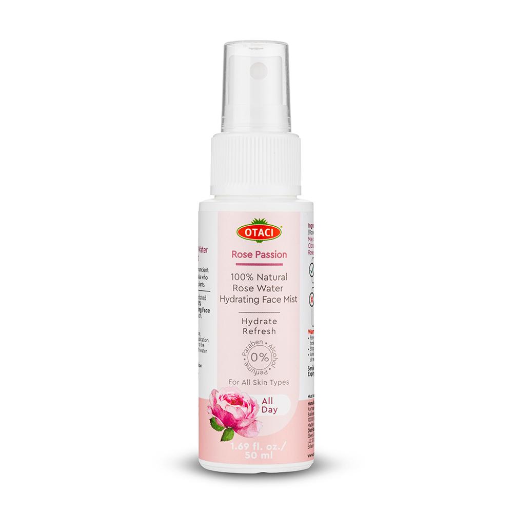 Тоники Страстная роза. 100% розовая вода. Увлажняющий спрей OT0023__Увлажняющий_спрей__front.jpg