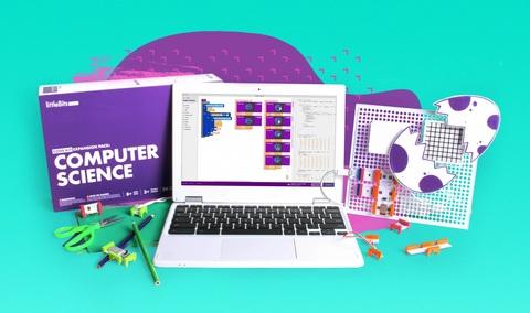 Ресурсный комплект модульной электроники «Информационные технологии littleBits»