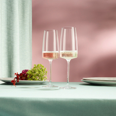 Набор фужеров для шампанского 388 мл, 2 шт, Sensa, фото 7