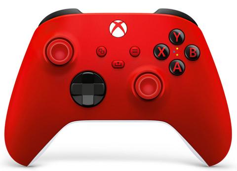 Беспроводной геймпад Pulse Red (Xbox, красный, MSQAU-00012)