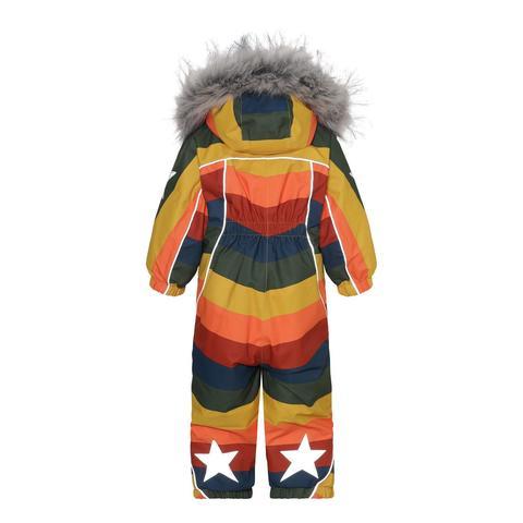 Molo (Моло) Pyxis fur Rainbow зимний комбинезон