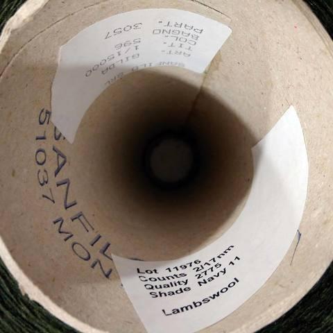 Смесовка с кашемиром SANFILO 1/15 серый меланж