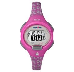 Часы Casio Women's Timex Ironman Essential 10 Lap Digital Floral