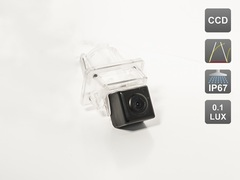 Камера заднего вида для Mercedes S-Class W221 05-13 Avis AVS326CPR (#050)
