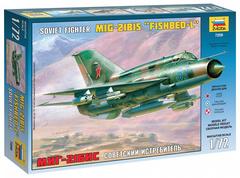 Самолет «МиГ-21БИС»