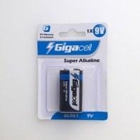 Батарейка Gigacell 6LR61 (1шт)