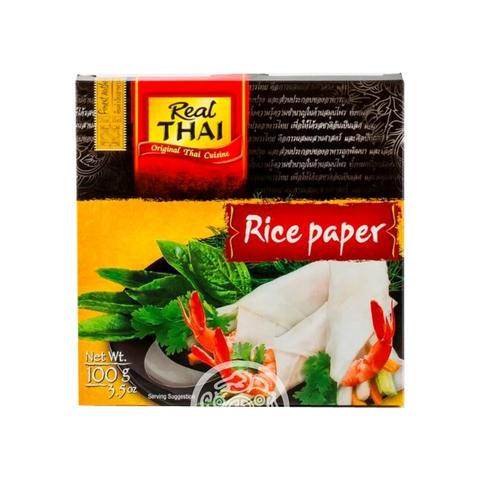 Рисовая бумага REAL THAI 16 см 100г Тайланд