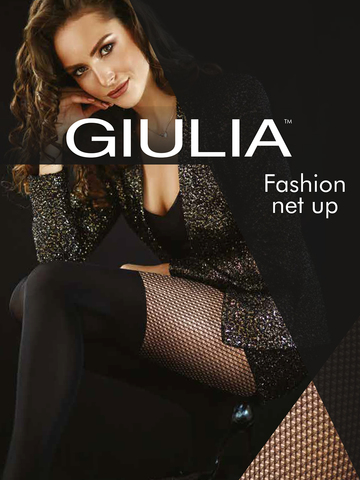 Колготки Fashion Net Up Giulia