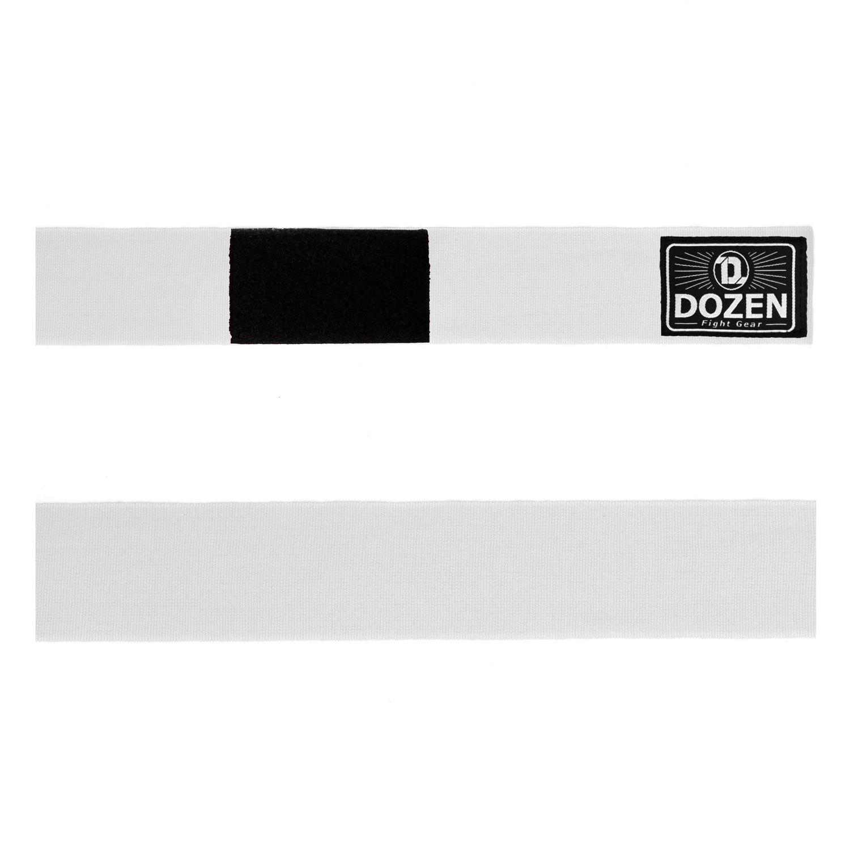Бинты белые Dozen Monochrome Semi-elastic детальный вид