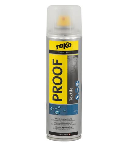 Картинка пропитка Toko Textile Proof 250ml  - 1
