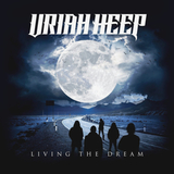 Uriah Heep ‎/ Living The Dream (LP)