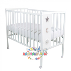 Кровать детская Magico LOFT NIGHT (колесо, качалка)