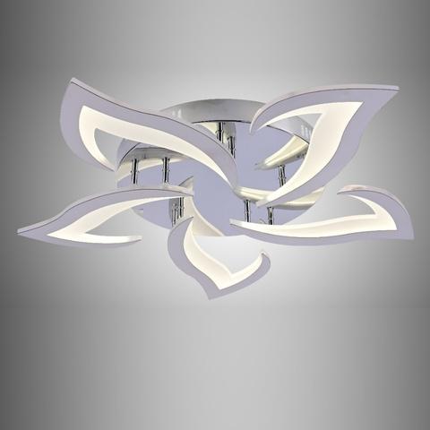 Потолочная светодиодная люстра CX-19302/5 CR