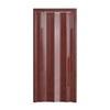 Дверь-гармошка вишня Стиль ширина до 114 см