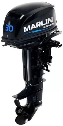 2х-тактный лодочный Мотор MARLIN MP 30 AMHS