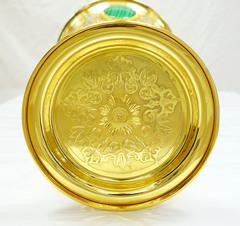 Кубок  малахит №2
