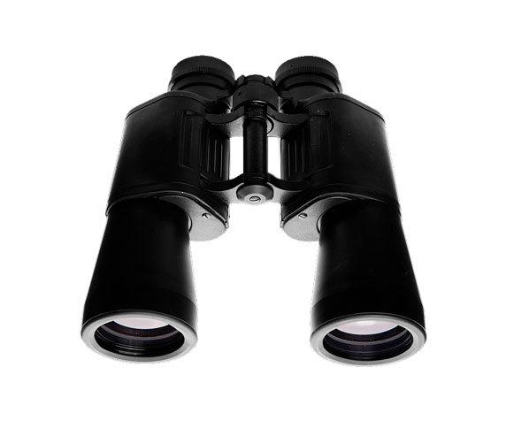 Бинокль БПЦ3 12х45, обрезиненный: механизм центральной фокусировки