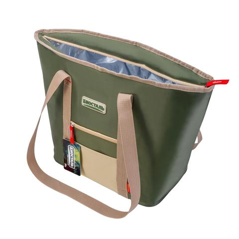 Термосумка Biostal Фэмили (30 л.), зеленая