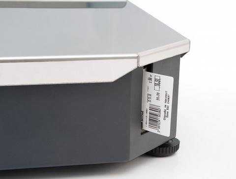 Весы с печатью этикеток ШТРИХ-ПРИНТ ФI v.4.5 15-2.5