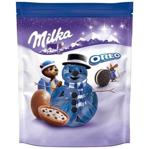 Шоколадные конфеты Milka Bonbons Oreo 86 гр