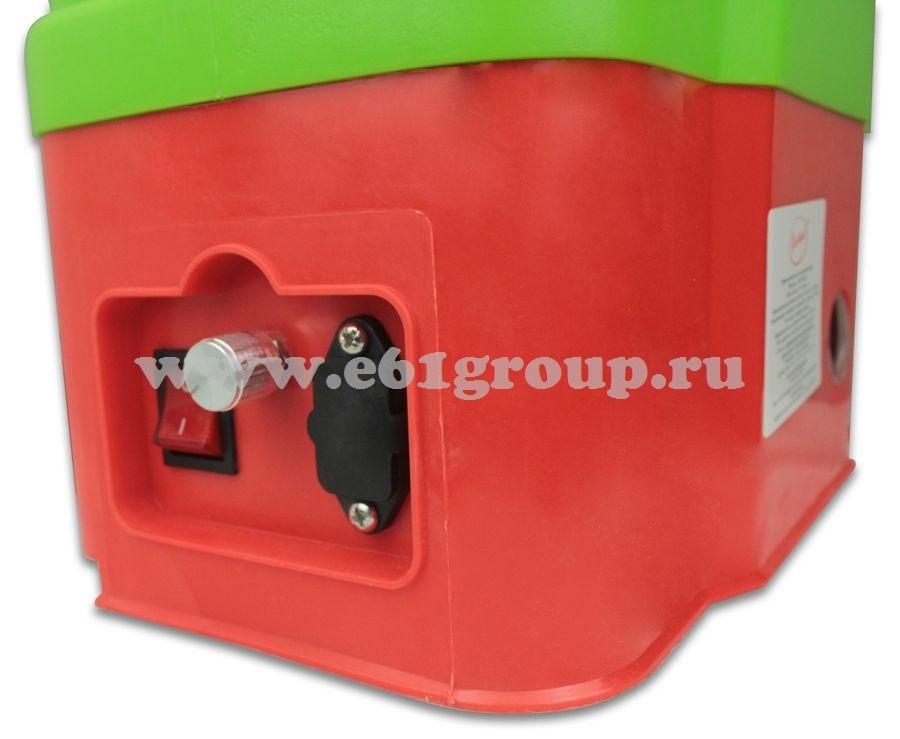 3 Опрыскиватель электрический ранцевый Комфорт (Умница) ОЭ-16л-Н с регулятором мощности цена