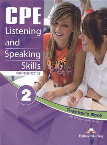 CPE Listening & Speaking Skills 2. Proficiency C2. Teachers book (revised) (with digibook app.). Книга для учителя (с ссылкой на электронное приложение)