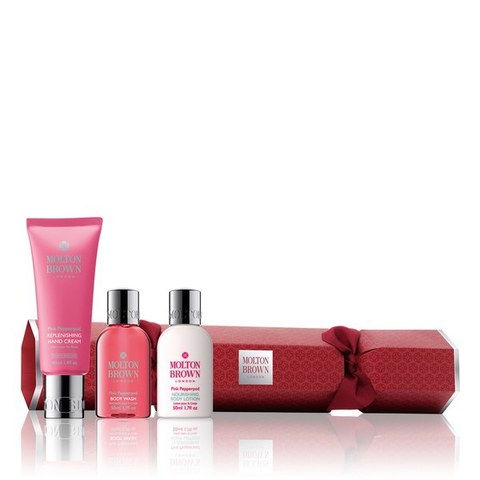 Molton Brown Fiery Pink Pepper Cracker set