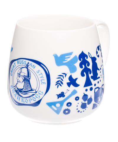 """VELIKOROSS mug """"Forest fairy tale"""""""