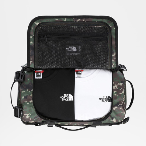 Картинка баул The North Face Base Camp Duffel Xs Bnolgrncam - 4