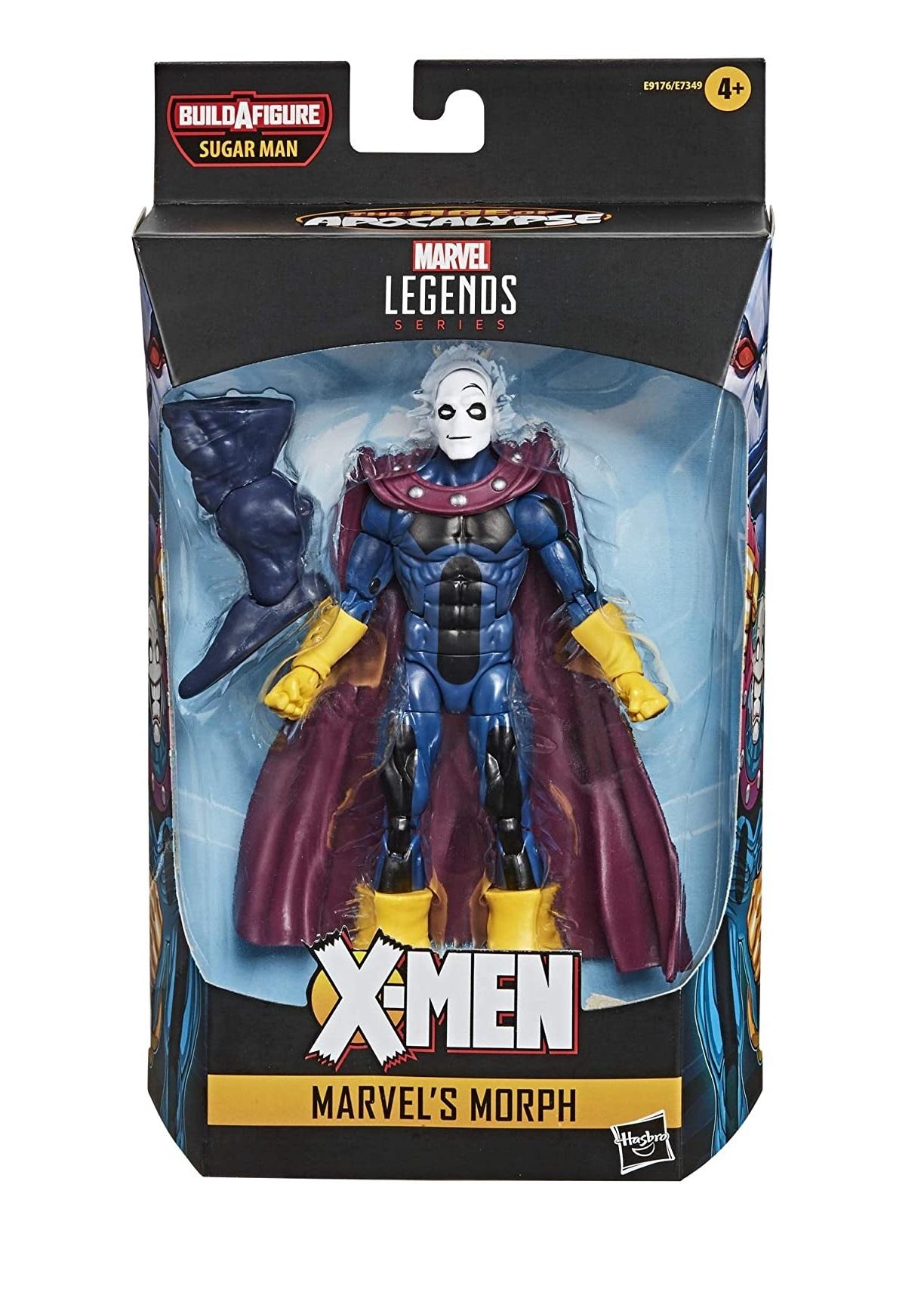 Фигурка Морф (Marvel's Morph) Marvel Legends 15 см