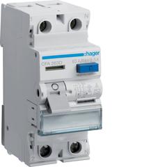 Устройство защитного отключения 2P 63A 300mA A