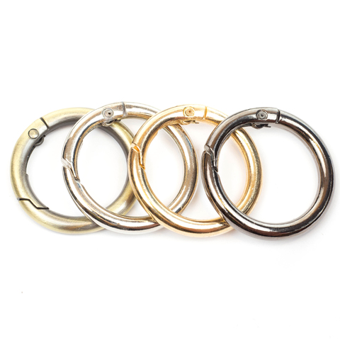 Carabiner ring 25mm (color of your choice)