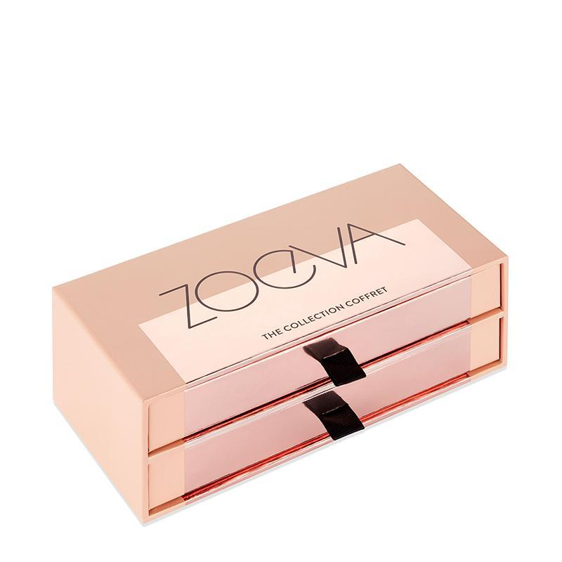 ZOEVA THE COLLECTION COFFRET - CAFE DELIGHTS