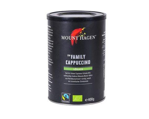 Кофе органический Mount Hagen каппучино, 400 г