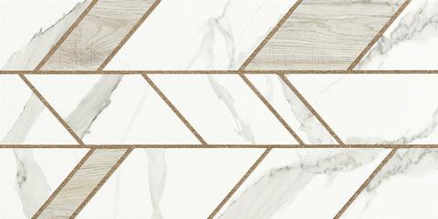 Плитка настенная Vertus Box Calacatta 500х249