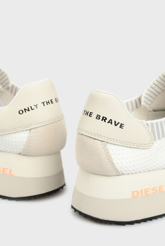 Женские белые кроссовки PYAVE Diesel