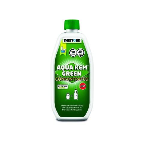 Жидкость для биотуалета Thetford Aqua Kem Green Conс. (0,75 л)