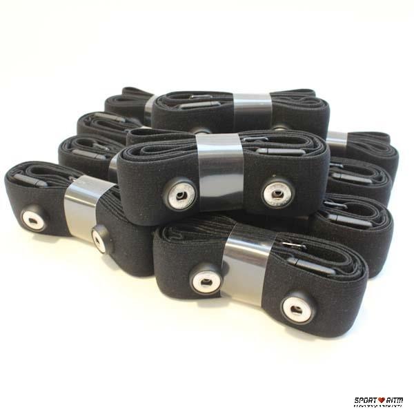 Набор ремешков Polar Pro Chest Strap 10-K Black