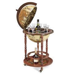 Глобус-бар напольный «Юнона», фото 2