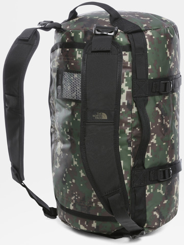 Картинка баул The North Face Base Camp Duffel Xs Bnolgrncam - 2