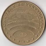 P4340, 2002, Франция, жетон медаль Версаль