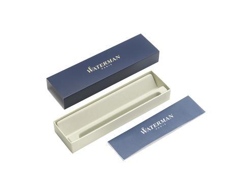 Перьевая ручка Waterman GRADUATE ALLURE, цвет: голубой, перо: F123