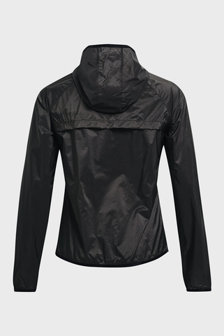 Женская черная куртка UA Qualifier Storm Packable Under Armour